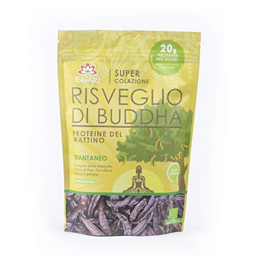 Erbavoglio Ontwaken van Boeddha-proteïne van de ochtend, 360 g.