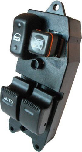 SWITCHDOCTOR Window Master Switch for 2000-2003 Toyota Solara (2000 2001 2002 2003 00 01 02 03 drivers side, button, panel, door, lock)