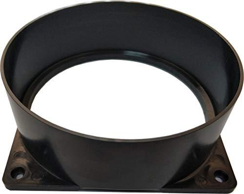 MG3D Designs Antminer S7 S9 S9i E3 T9 L3+ D3 A3 V9 X 3 120 mm Ventilador conducto de refrigeración Shroud a Manguera de ventilación DE 12,7 cm