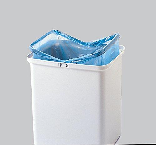 サンコープラスチックゴミ箱2段分別スリム39Lライトベージュ