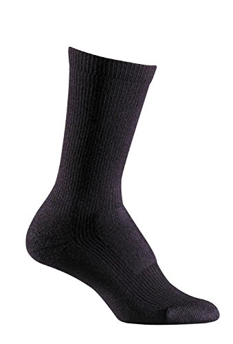 Fox River Frauen 'S Wick Dry Walker Running Socken, Damen, schwarz, L