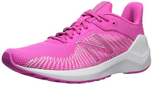 New Balance Women's Ventr V1 Running Shoe, Peony/Pink, 5.5 M US