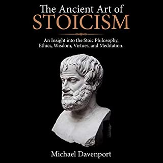 The Ancient Art of Stoicism cover art