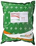 CULTIVERS ECO10F00068-10 Humus de Lombriz Ecológico 10 kg (20 L). Abono para Plantas indicado para Tomates y Hortalizas. Fertilizante Orgánico 100% Natural. Reconstituyente del Suelo