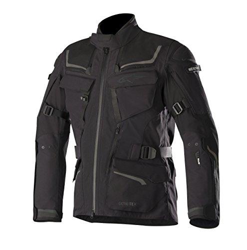Alpinestars Motorradjacken Revenant Gore-tex Pro Jacket Tech-air Compatible Black, Schwarz, S