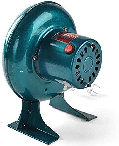 Mr.T Gebläse Kreisel elektrische Luftgebläse, Pumpe Fan Gewerbe Aufblasbarer Prahler Gebläse, ideal for die aufblasbare Schlag-Haus, Pullover, Hüpfburg Haartrockner (Size : 60W)