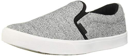Osiris Men's Jet Set Skate Shoe, Grey/Tweed, 8 M US