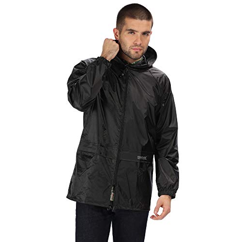 Regatta Veste Stormbreak Homme, noir XL