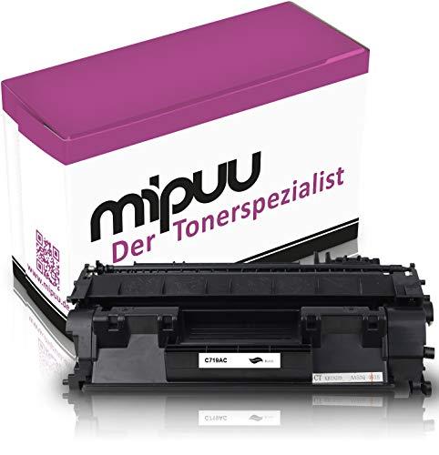Mipuu Toner alternativ zu Canon 719H / 3480B002 - XL Premium Toner - Black - 6.900 Seiten