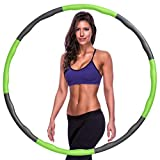Fitness Hoop, Weighted Hula Hoop for Adults and Children