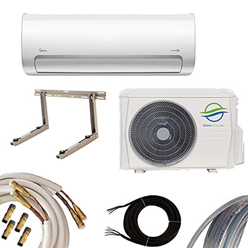 Climatizzazione Diviso Invertitore Klimaworld Eco + 27 2,7kW Set