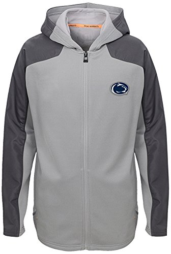 16 Youth X-Large Heather Grey NCAA by Outerstuff NCAA Stanford Cardinal Youth Girls My City Boat Neck Pullover