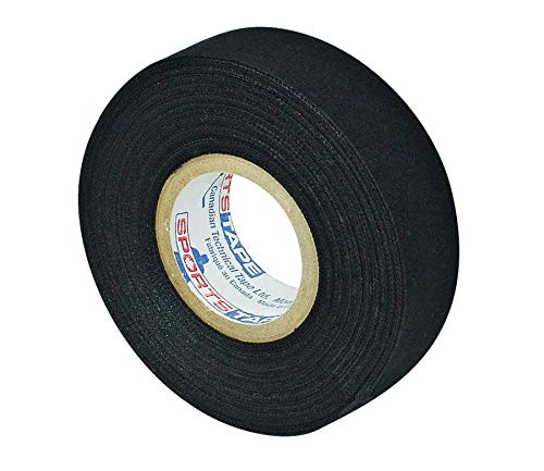 Sportstape Schläger Tape 18m x 24mm schwarz