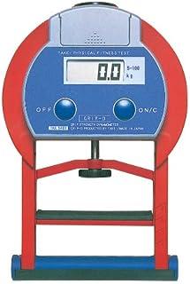TOEI LIGHT(トーエイライト) 握力計グリップD 日本製 体力測定 測定範囲5~100kg スメドレー式 T2177