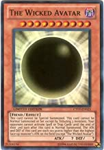 Yu-Gi-Oh! - The Wicked Avatar CT07-EN023 Super Rare Promo - 5D's Collectible Tin