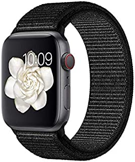 YOUKEX Sport Band Compatible with Apple Watch 38mm 40mm 42mm 44mm Series 4 3 2 1