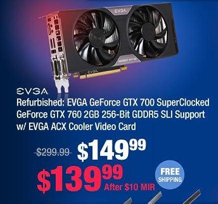 BFG TECHNOLOGIES BFGE88512GTOCE BFG Tech BFGE88512GTOCE GeForce 8800 GT 512MB 256-Bit GDDR3 PCI