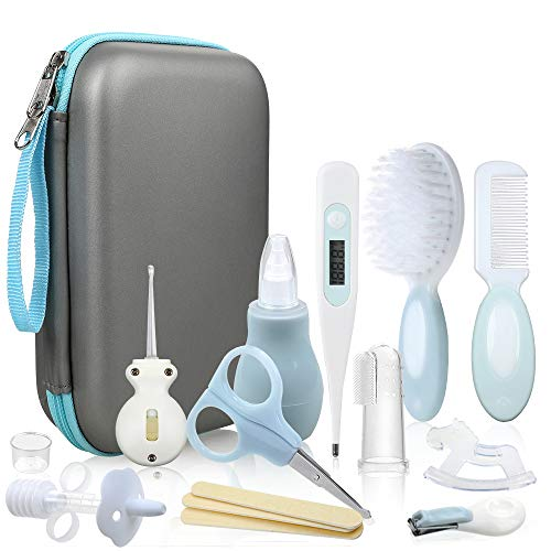 Lictin Baby Health Care Kit - Baby Grooming Kit Newborn Baby Care...