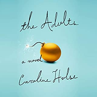 Couverture de The Adults