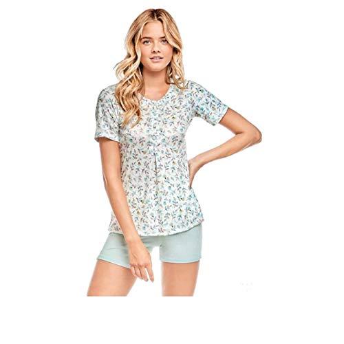 Infiore Pijama mujer viscosa manga corta art. LEA0493 Tiffany 42