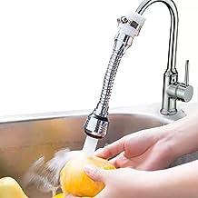 T/ête d Filtre de Buse A/érateur Barboteur de Salle de Bain Convient pour Plus robinets /Économiseur deau Diffuseur de Cuisine Accessoires Kaxich 360 /° Pivotant Economie deau Robinet de Cuisine