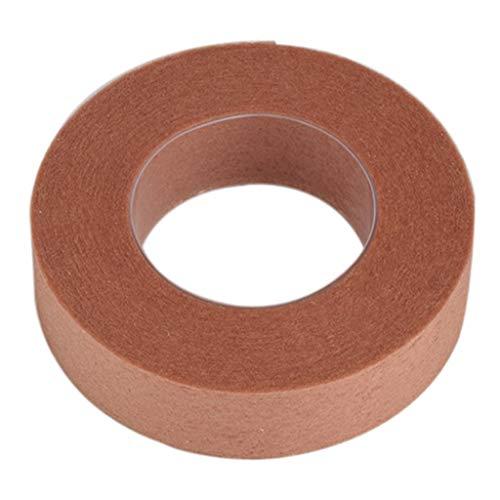 Generic Rouleau Ruban de Cils Papier Tissu Micropore Bande pour Extension de Cils - pour Salon de Maquillage - 1,25cm