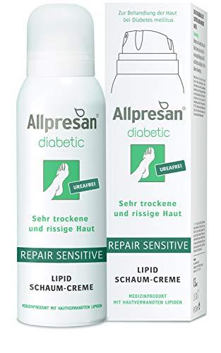 ALLPRESAN Diabetic - Repair Sensitive Lipid Schaum-Creme 200ml