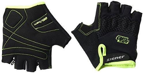 Ziener Kinder COLITO junior Bike Glove Handschuhe, Poison Yellow, XL