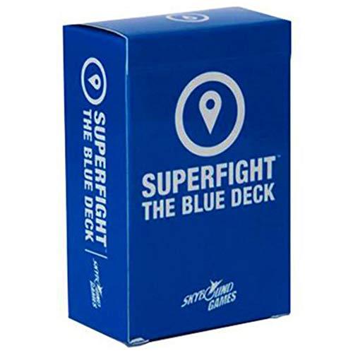 Superfight: The Blau Deck