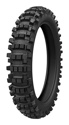 Kenda K760 Dual/Enduro Rear Motorcycle Bias Tire - 100/90-19 57C