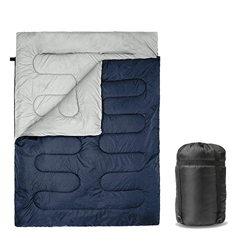 SUNMER Saco de Dormir Doble de 300 g/m²