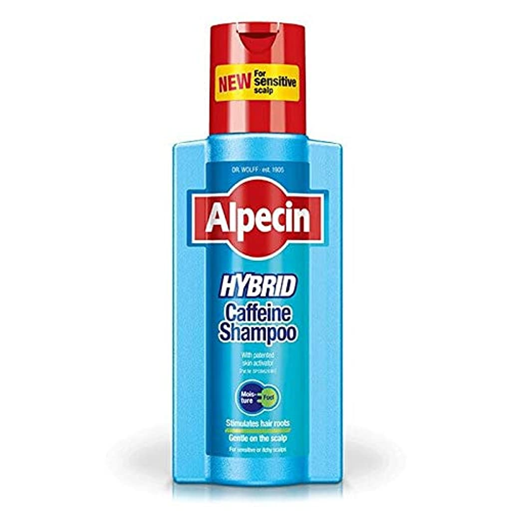 特派員スーツケース累計[Alpecin] ハイブリッドシャンプー375ミリリットルAlpecin - Alpecin Hybrid Shampoo 375ml [並行輸入品]