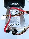 Seagate Pipeline 3.5' SATA 3.0 GB/s Internal Desktop Hard Drive for PC, Mac, CCTV DVR, NAS, Raid- 1 Year Warranty (500GB), [Importado de Reino Unido]