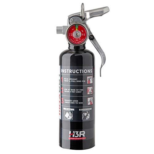 H3R Performance MX100B Fire Extinguisher