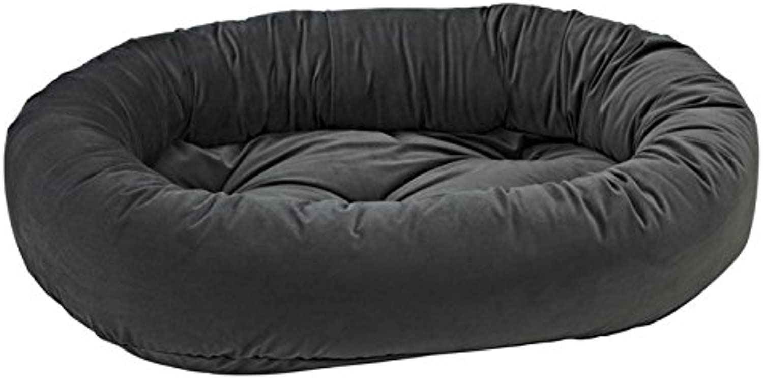 Bowsers Donut Bed, Small, Ash