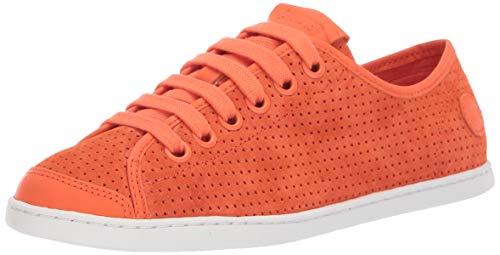 Camper womens Women Sneaker, Orange, 6 US