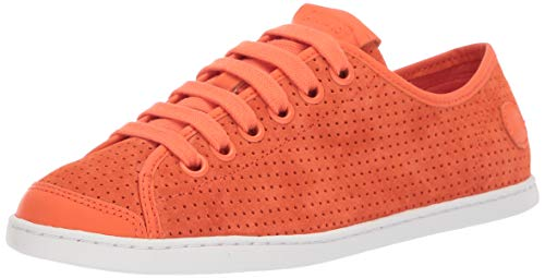 CAMPER Damen UNO Sneaker, Orange (Medium Orange 810), 39 EU
