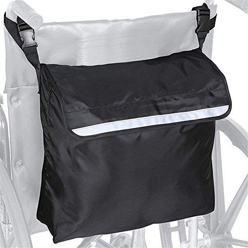 BaisdSport Rollstuhl-Tasche/Rollstuhltasche Aufbewahrungstasche Universal Mobility Scooter-Tasche, Rollator- und Rollator-Aufbewahrungskoffer, Rollstuhltasche