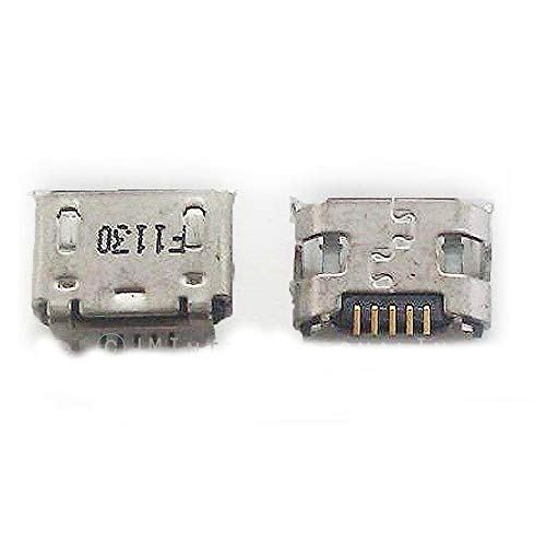 ePartSolution_2X Micro USB Charger Charging Port Dock Connector USB Port for HP 10 G2 Tablet 2301 Replacement Part USA