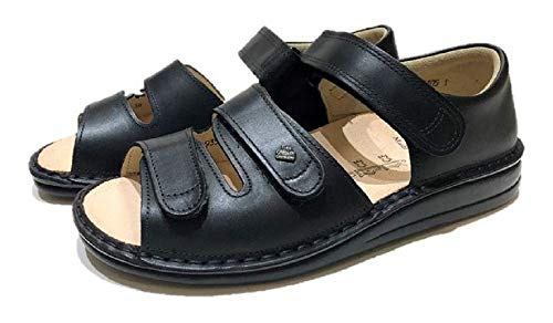 [フィンコンフォート] ユニセックス サンダル 靴 BALTRUM (ブラック, measurement_25_point_0_centimeters)