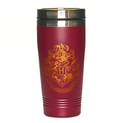 Harry Potter Thermobecher Hogwarts Crest, Wappen, PP4256HPV2, blanco