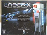 Laser X Gaming Tower, Real Life Laser Gaming Experience, 1 Tower, Play Solo Or Head to Head, Challenge Speed & Accuracy, Use It As Remote Controlled Blaster, Play Capture The Flag, Ages 6+ New in Box