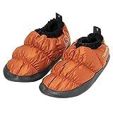 NORDISK(ノルディスク) アウトドア ダウンシューズ XSサイズ レッドオレンジ 【日本正規品】 109060