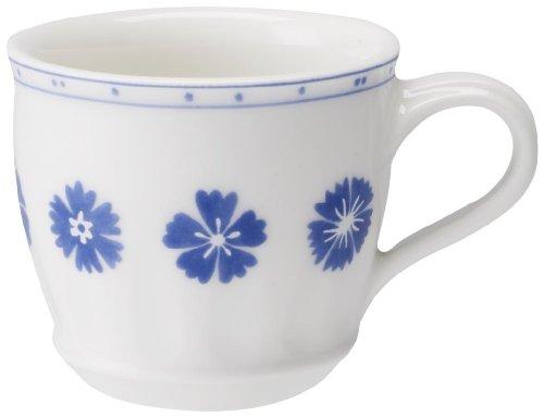 Villeroy & Boch Farmhouse Touch Blueflowers Mokka-/Espressoobertasse 0,10l