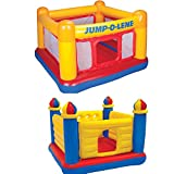 Intex Inflatable Jump O Lene Bounce House & Colorful Jump O Lene Castle Bounce