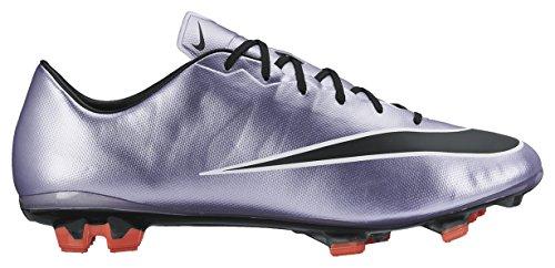 Nike Herren Mercurial Veloce II FG Fußballschuhe, Violett Mehrfarbig, 39 EU