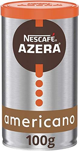NESCAF? Nescaf? Azera Americano Instant Coffee Tin G