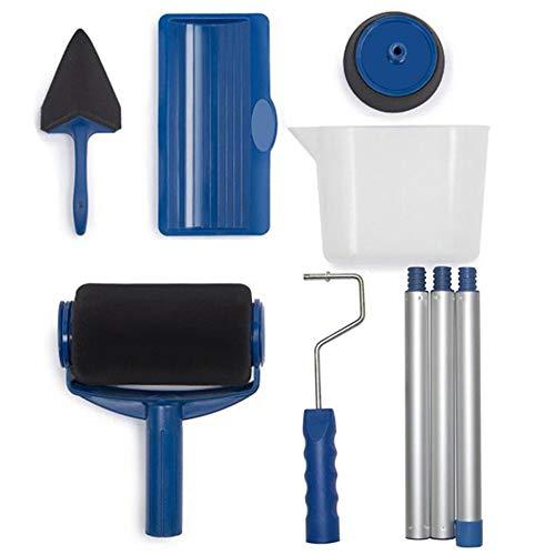 YOMOZEM Professional Paint Roller Set, Painting Roller pro Cepillos de pintura de pared Decoración Runner Pro Tools…