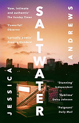 Saltwater: Winner of the Portico Prize (English Edition)