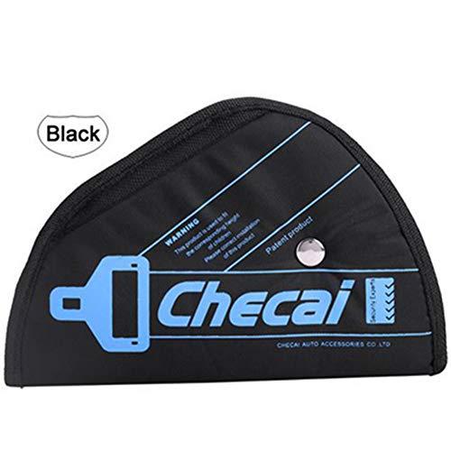 BonTime Auto Kindersicherheitsgurteinsteller Autozubehör Sicherheitsgurt Halter Dreieck Autositz Protektoren